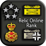 Company of Heroes Ranks